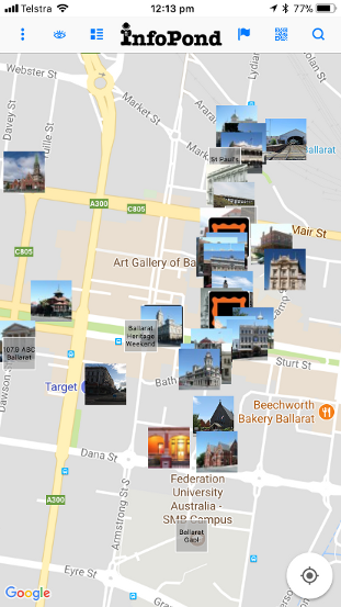 Ballarat Central 157 KB